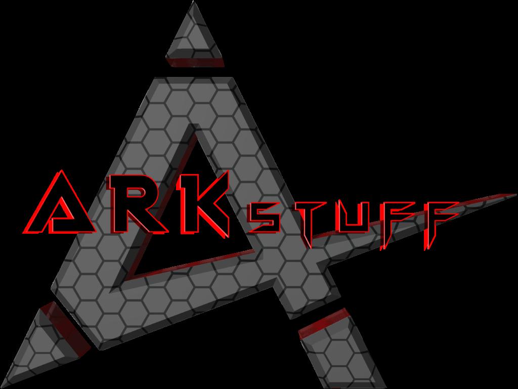 ARKstuff Logo 3D 2