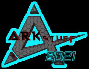 ARKstuff Glow Logo No Shadow
